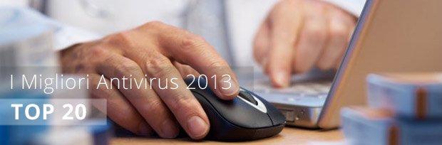 I Migliori Antivirus del 2013