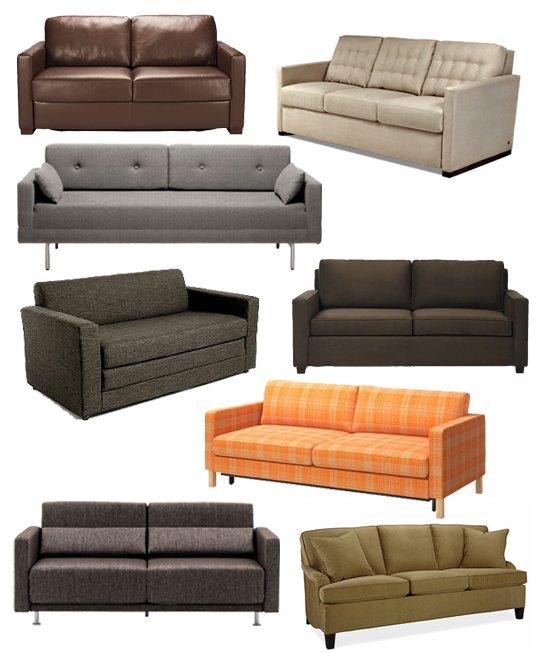 i migliori divani 2013