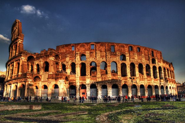 la città più grande d'italia