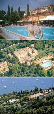 Villa Leopolda Francia