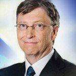 Bill Gates fondatore microsoft