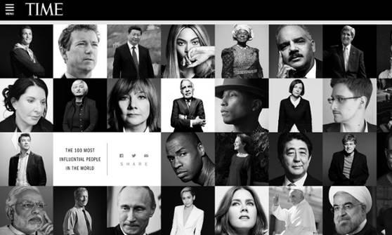 Le Persone Più influenti nel 2014 Classifica