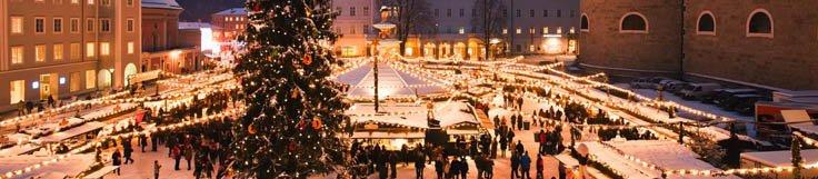 Mercatino natalizio di Salisburgo