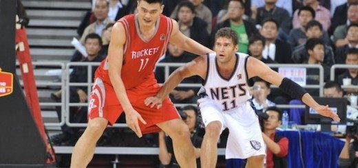 i giocatori di basket più alti del mondo