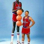 cestista più alto manute bol