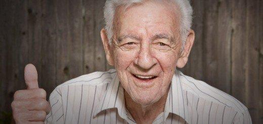 Persone anziane più vecchie d'italia