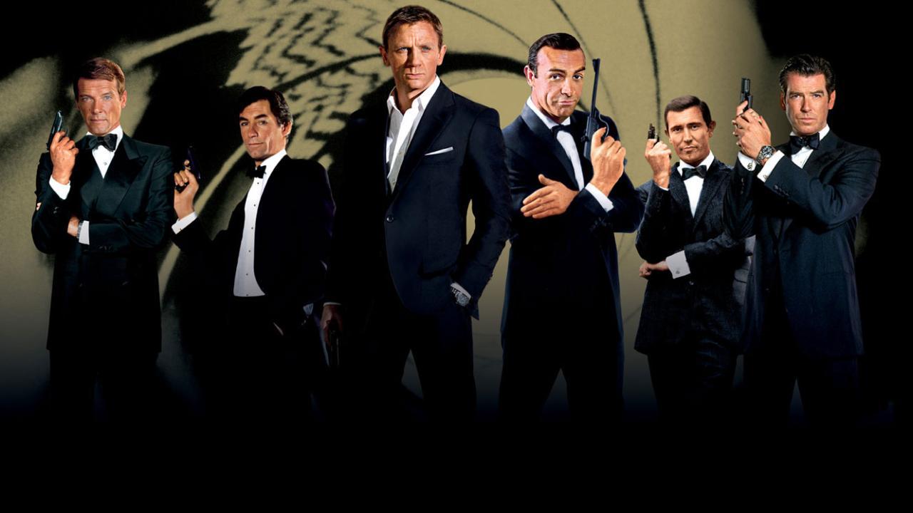 I Migliori 007 di tutti i tempi: Classifica