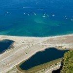 Spiaggia Laghetti di Marinello a Patti (Messina)