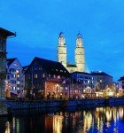 Zurigo la città più bella