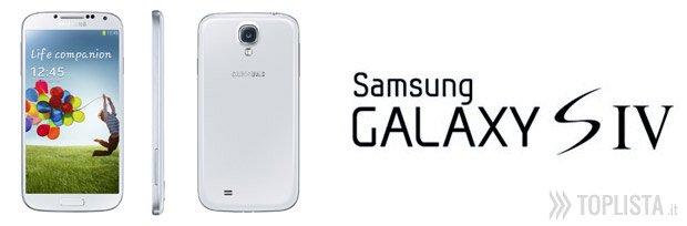 Galaxy S4 2013