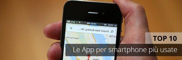 le app più usate al mondo