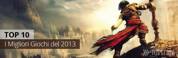 lista dei migliori giochi 2013