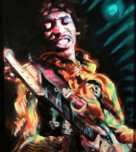 jimi hendirx chitarra