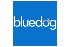 logo bluedog