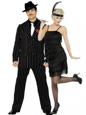 costume gangster mafia