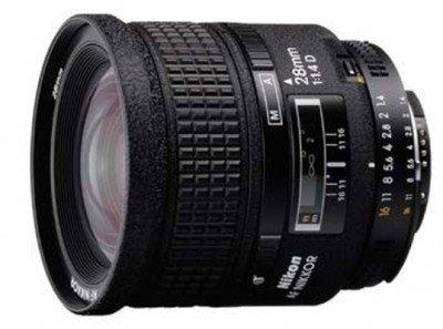28mm f1.4D AF Nikon miglior lente