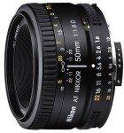 Nikon obiettivo 50mm f/1.8 D AF
