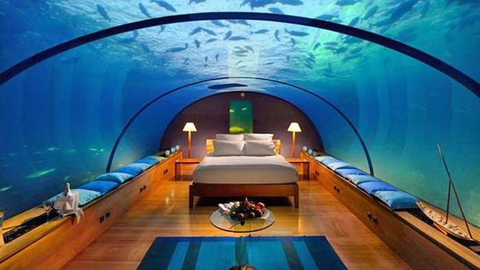 Hotel più strani al mondo