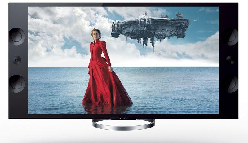 Televisore sony Bravia 4k Ultra hd