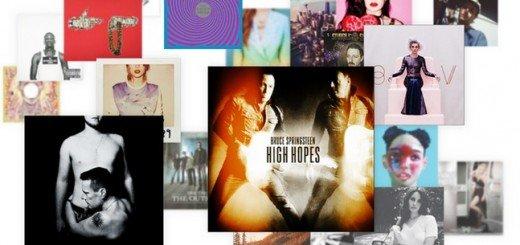 I Migliori Album del 2014
