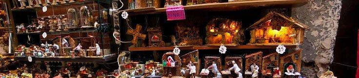 Miglior mercatino di Natale di Napoli