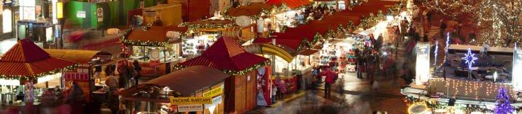 I mercatini di Praga