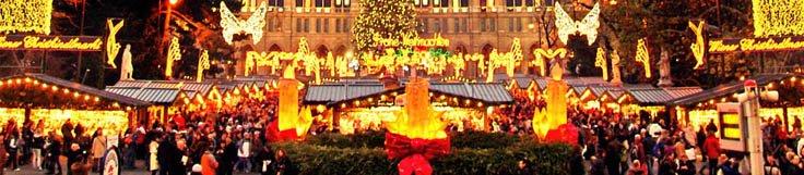 Mercatino natalizio di Vienna