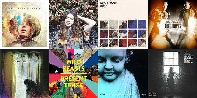 quali sono i migliori album musicali 2014