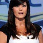 Giornalista più bella Ilaria D'amico