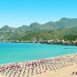 Spiaggia Giardini Naxos (Taormina)