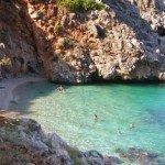 Spiaggia riserva dello zingaro