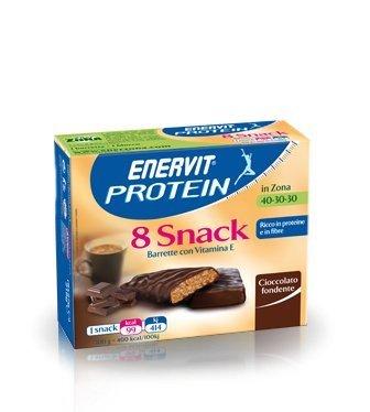 enervit protein - snack - toplista - barrette proteiche