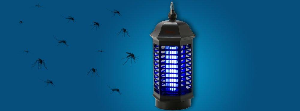 le migliori zanzariere elettriche